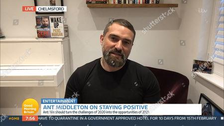 Editorial photo of 'Good Morning Britain' TV Show, London, UK - 05 Feb 2021