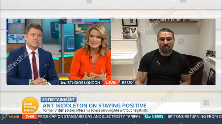 Editorial picture of 'Good Morning Britain' TV Show, London, UK - 05 Feb 2021