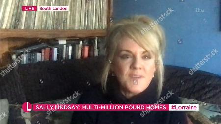 Editorial photo of 'Lorraine' TV Show, London, UK - 05 Feb 2021