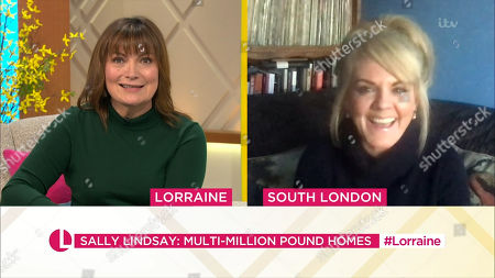 Editorial picture of 'Lorraine' TV Show, London, UK - 05 Feb 2021
