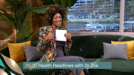 Stock Image of Dr Zoe Williams