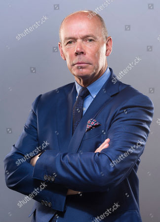 Stock Photo of Sir Clive Woodward