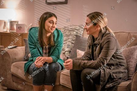 Jade Greyul as Lateesha and Morven Christie as DC Lisa Armstrong