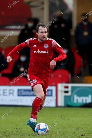Mark Hughes of Accrington Stanley