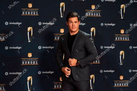 Editorial image of NFL Honors Football, Los Angeles, United States - 03 Feb 2021