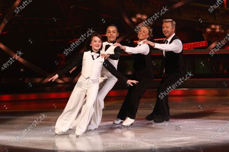 Jayne Torvill and Christopher Dean - Me and My Shadow