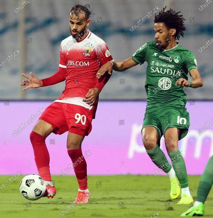 Editorial picture of Al-Wehda vs Al-Ahli, Mecca, Saudi Arabia - 05 Feb 2021