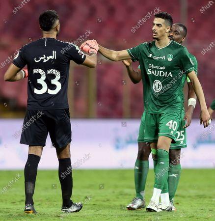 Editorial image of Al-Wehda vs Al-Ahli, Mecca, Saudi Arabia - 05 Feb 2021