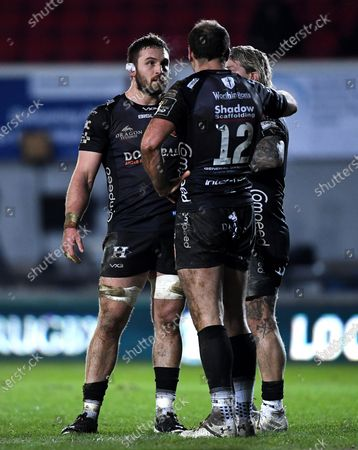 Editorial image of Guinness PRO14, Rodney Parade, Wales - 05 Feb 2021
