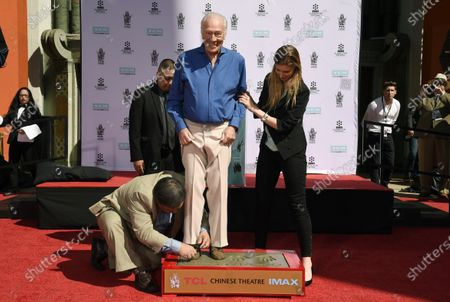 Editorial picture of Obit Christopher Plummer, Los Angeles, United States - 27 Mar 2015
