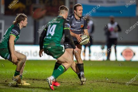 Editorial picture of Dragons v Connacht - Guinness PRO14 - 05 Feb 2021