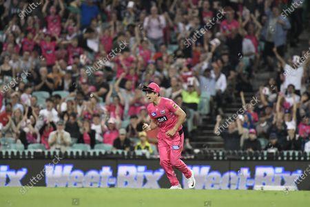 Editorial image of Sydney Sixers v Perth Scorchers, Big Bash League Final, Cricket, Sydney Cricket Ground, Moore Park, Australia - 06 Fe 2021