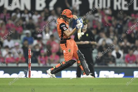 Editorial photo of Sydney Sixers v Perth Scorchers, Big Bash League Final, Cricket, Sydney Cricket Ground, Moore Park, Australia - 06 Fe 2021