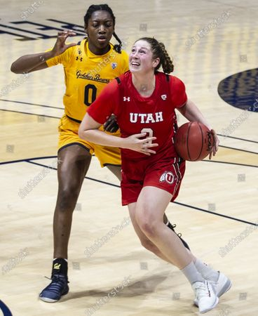 Editorial image of NCAA Women's  Basketball Utah vs California, Berkeley, USA - 05 Feb 2021