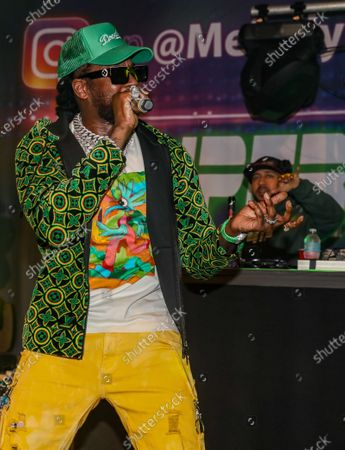 Stock Image of 2 Chainz performs
