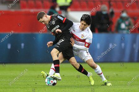 Editorial picture of Bayer 04 Leverkusen v VfB Stuttgart, Germany - 06 Feb 2021