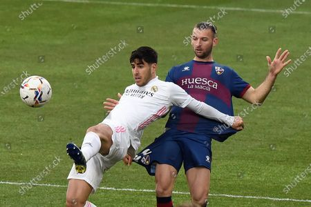 Editorial photo of SD Huesca vs Real Madrid, Spain - 06 Feb 2021