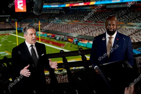 Editorial photo of NFL Honors Super Bowl Football, Tampa, United States - 05 Feb 2021