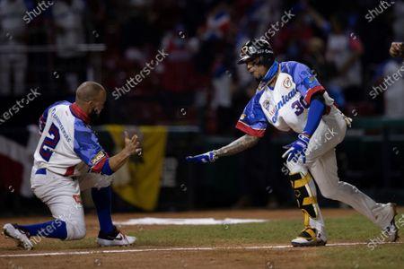 Editorial picture of Puerto Rico vs. Dominican Republic, Mazatlan, Mexico - 06 Feb 2021