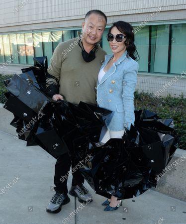 Gabriel Chiu and Christine Chiu