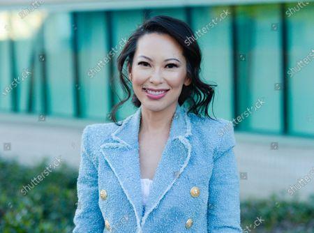 Stock Picture of Christine Chiu
