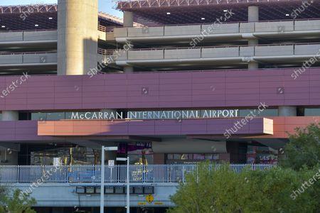 Editorial picture of Proposal to Rename McCarran International To Former Senator Harry Reid, Las Vegas, Nevada, USA - 05 Feb 2021