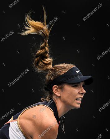 Editorial image of Australian Open Tennis, Day One, Melbourne Park, Australia - 08 Feb 2021