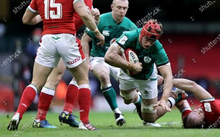 Editorial image of 2021 Guinness Six Nations Championship Round 1, Principality Stadium, Cardiff, Wales - 07 Feb 2021