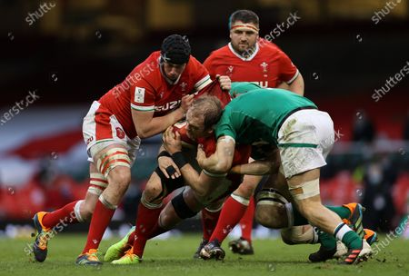 Editorial picture of Wales v Ireland - Guinness 6 Nations 2021 - 07 Feb 2021