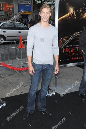 Editorial image of 'A Nightmare On Elm Street' film premiere, Los Angeles, America - 27 Apr 2010