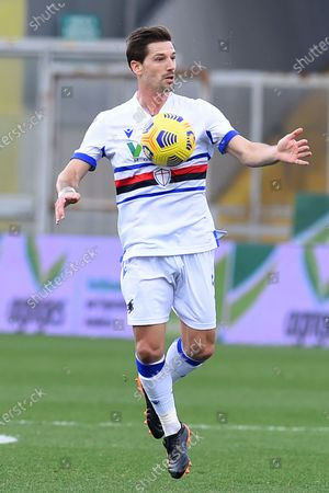 Adrien Silva of Sampdoria