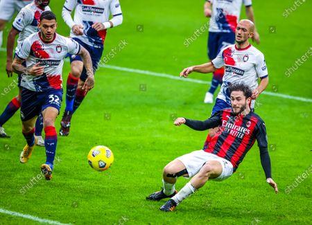 Editorial image of Italian football, Serie A match, AC Milan vs Crotone FC, Milan, Italy - 07 Feb 2021