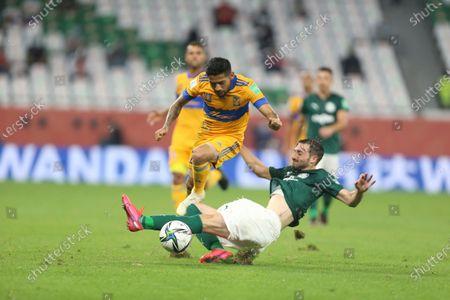 Editorial image of Soccer Club World Cup, Al Rayyan, Qatar - 07 Feb 2021