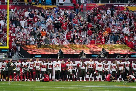 Editorial image of Chiefs Buccaneers Super Bowl Football, Tampa, United States - 07 Feb 2021