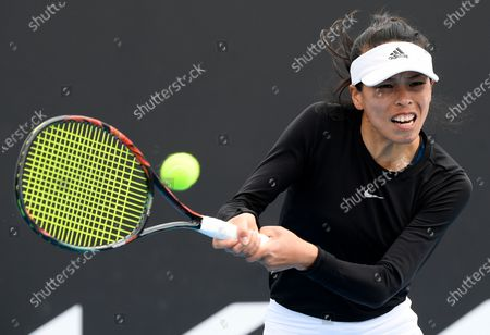 Editorial picture of Australian Open Tennis, Melbourne, Australia - 08 Feb 2021