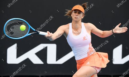 Editorial image of Australian Open Tennis, Melbourne, Australia - 08 Feb 2021