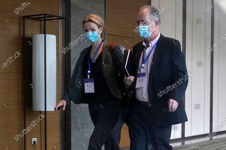 Editorial picture of Virus Outbreak WHO Mission, Wuhan, China - 08 Feb 2021