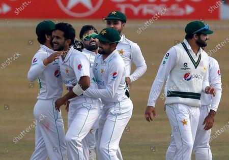 Editorial photo of South Africa Cricket, Rawalpindi, Pakistan - 08 Feb 2021