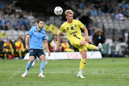 Editorial picture of Sydney FC v Wellington Phoenix, A-League, Football, Netstrata Jubilee Stadium, Carlton, Australia - 08 Feb 2021