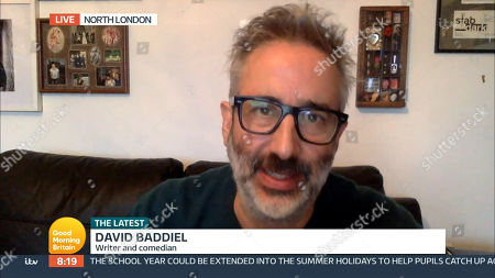 Stock Picture of David Baddiel