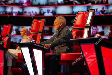 Editorial photo of 'The Voice UK - Results Show' TV Show, Series 5, Episode 6 UK - 06 Feb 2021