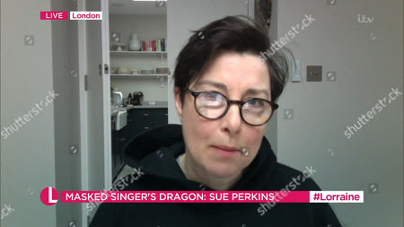 Stock Picture of Sue Perkins