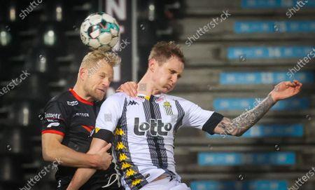 Editorial photo of Soccer Cup Charleroi Pc, Charleroi, Belgium - 08 Feb 2021