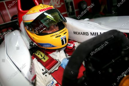 Lewis Hamilton (GBR) ART  