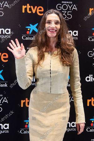 Spanish actress Angela Molina