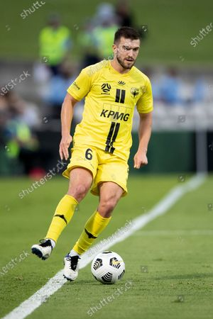 Editorial picture of Sydney FC v Wellington Phoenix, A-League, Football, Netstrata Jubilee Stadium, Sydney, Australia - 08 Feb 2021
