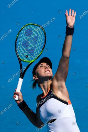 Editorial image of Australian Open tennis tournament in Melbourne, Australia - 09 Feb 2021