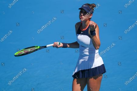 Editorial picture of Australian Open tennis tournament in Melbourne, Australia - 09 Feb 2021