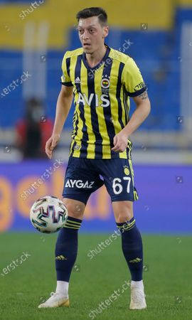 Editorial photo of Super League Soccer, Istanbul, Turkey - 06 Feb 2021