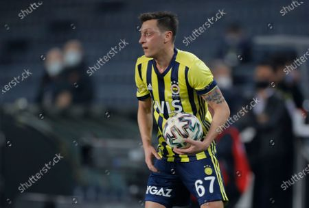 Editorial picture of Super League Soccer, Istanbul, Turkey - 06 Feb 2021